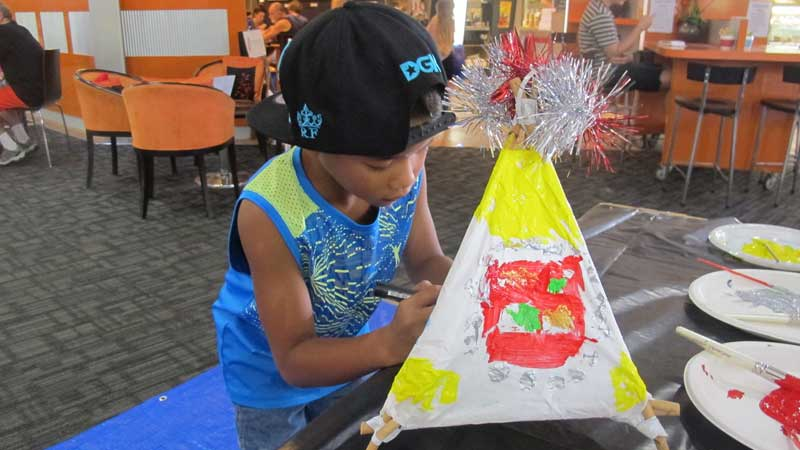 lantern-making-red-clay-community-theatre