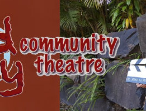 Red Clay Community Theatre – Bella Pidcock – Beginnings